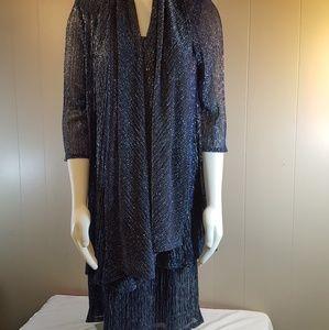 R & M Collection 2 piece dress